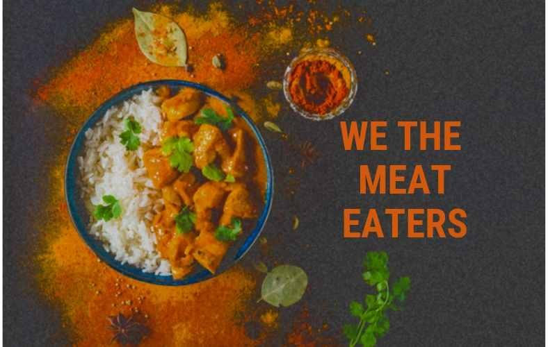 We the Meat Eaters