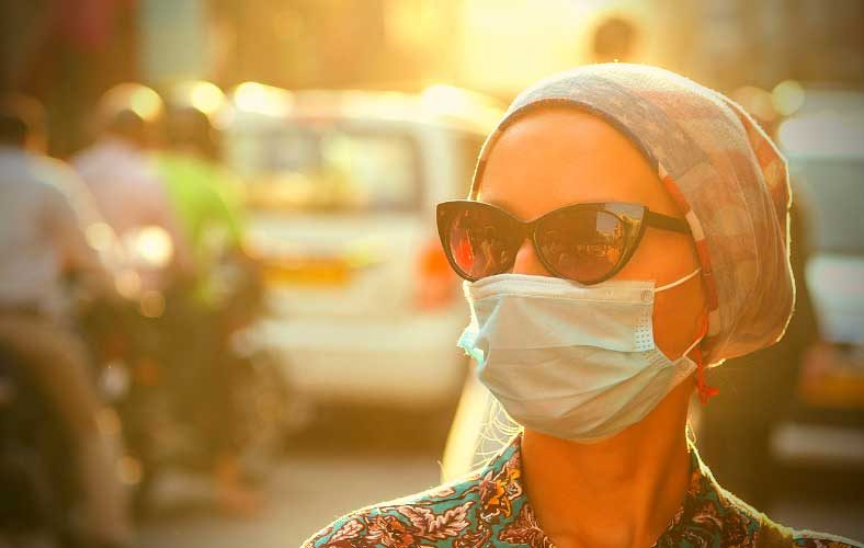 Breathing in India is more toxic than smoking