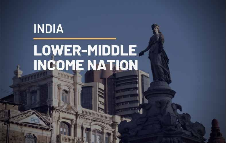 India: Lower Middle Income Nation