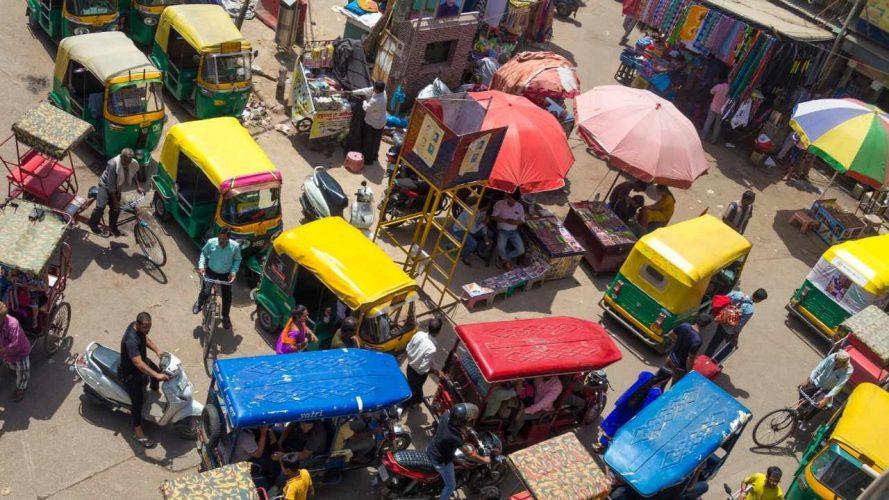 Delhi Transport System