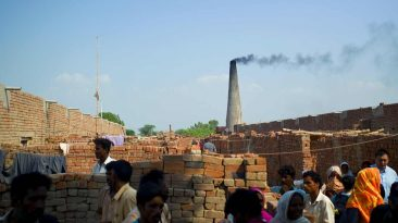 Bricks Behind Air Pollution
