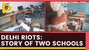 Delhi Riots: Two Schools Fall Victim To Violence