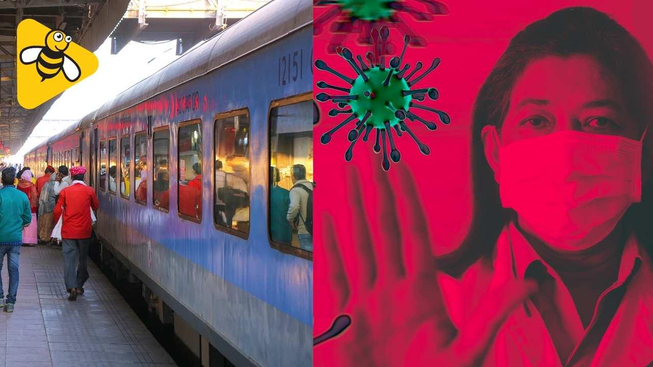 Coronavirus: Indian Railways Limit Train Travel
